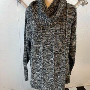 Jason Maxwell Cowl Neck Sweater
